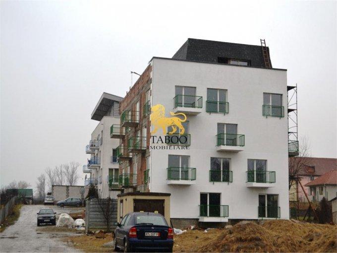 Apartament de vanzare direct de la agentie imobiliara, in Cisnadie, cu 39.000 euro. 1 grup sanitar, suprafata utila 75 mp.