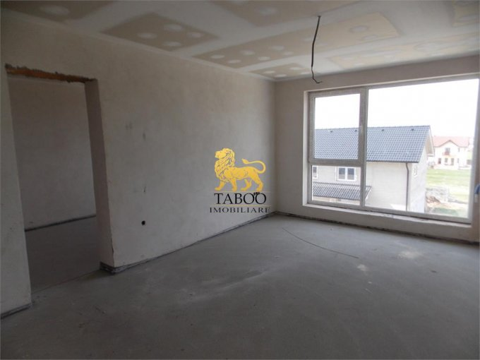 vanzare Apartament Selimbar cu 3 camere, cu 2 grupuri sanitare, suprafata utila 83 mp. Pret: 52.000 euro.