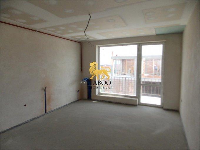 Apartament de vanzare in Selimbar cu 3 camere, cu 2 grupuri sanitare, suprafata utila 83 mp. Pret: 52.000 euro.