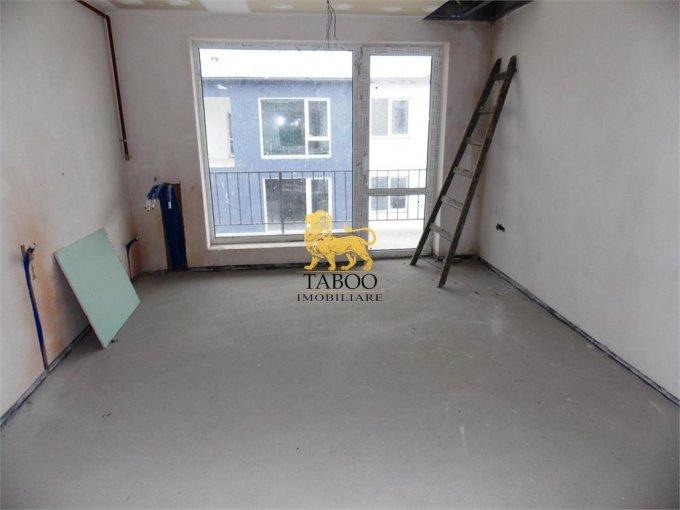 Apartament de vanzare direct de la agentie imobiliara, in Selimbar, cu 34.000 euro. 1 grup sanitar, suprafata utila 55 mp.