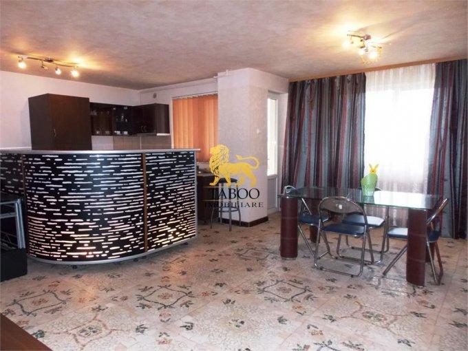 Apartament de vanzare direct de la agentie imobiliara, in Sibiu, cu 65.000 euro. 1 grup sanitar, suprafata utila 80 mp.