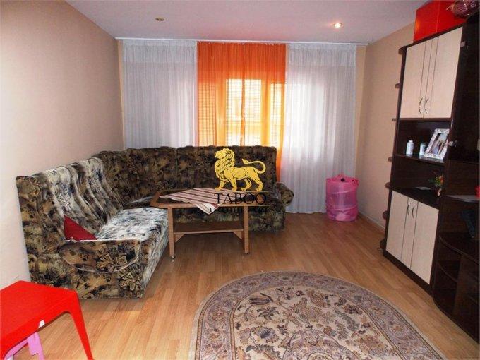 Apartament vanzare Sibiu 3 camere, suprafata utila 65 mp, 2 grupuri sanitare. 47.900 euro. La Parter / 4. Apartament Compa Sibiu