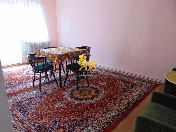 inchiriere Apartament Sibiu cu 3 camere, cu 1 grup sanitar, suprafata utila 63 mp. Pret: 300 euro.