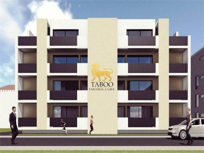 vanzare Apartament Sibiu cu 3 camere, cu 2 grupuri sanitare, suprafata utila 83 mp. Pret: 52.000 euro.