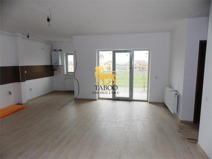 vanzare Apartament Sibiu cu 3 camere, cu 1 grup sanitar, suprafata utila 71 mp. Pret: 43.800 euro.