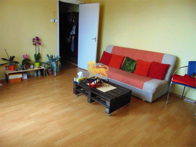 Apartament de inchiriat direct de la agentie imobiliara, in Sibiu, in zona Cedonia, cu 250 euro. 1 grup sanitar, suprafata utila 47 mp.