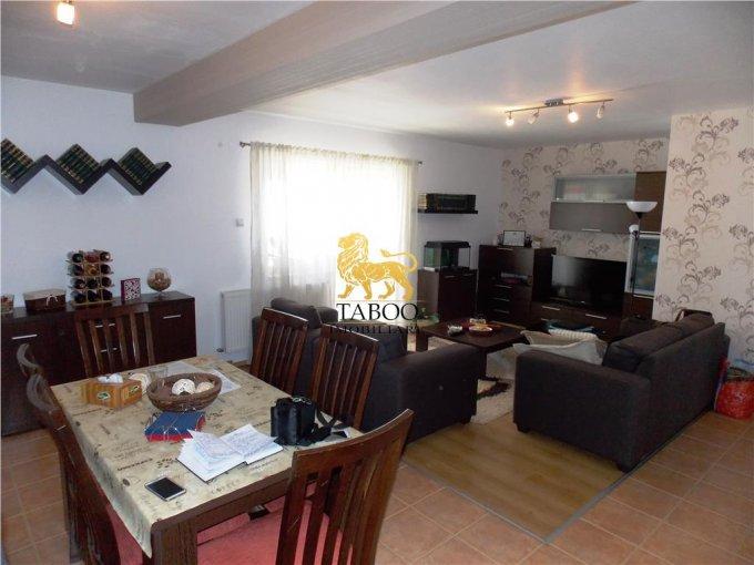 Apartament vanzare Sibiu 3 camere, suprafata utila 90 mp, 1 grup sanitar. 62.500 euro. Etajul 2 / 3. Apartament Selimbar Sibiu