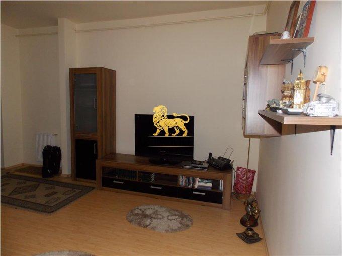 Apartament vanzare Sibiu 3 camere, suprafata utila 74 mp, 2 grupuri sanitare. 67.000 euro. La Parter / 4. Apartament Strand Sibiu