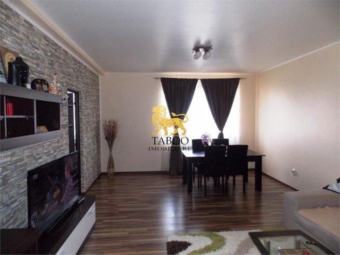 vanzare Apartament Sibiu cu 3 camere, cu 1 grup sanitar, suprafata utila 78 mp. Pret: 73.000 euro.