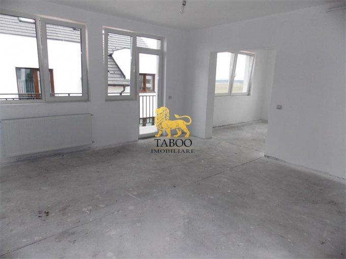 vanzare Apartament Sibiu cu 3 camere, cu 2 grupuri sanitare, suprafata utila 88 mp. Pret: 59.900 euro.