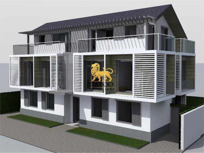 Apartament de vanzare in Sibiu cu 3 camere, cu 1 grup sanitar, suprafata utila 65 mp. Pret: 45.500 euro.