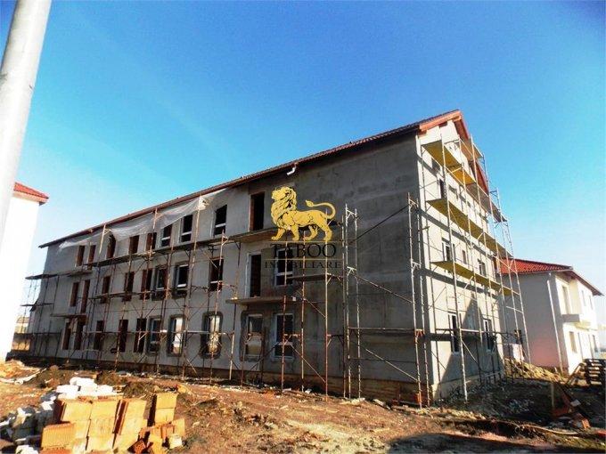 vanzare Apartament Sibiu cu 3 camere, cu 2 grupuri sanitare, suprafata utila 75 mp. Pret: 39.800 euro.