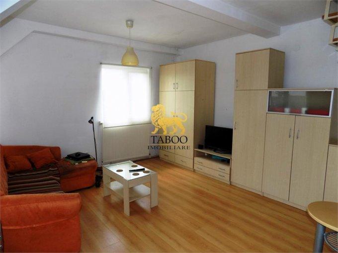 Apartament vanzare cu 3 camere, etajul 5 / 5, 1 grup sanitar, cu suprafata de 64 mp. Sibiu.
