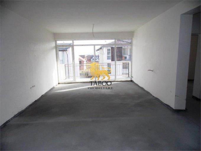 Apartament vanzare Selimbar cu 3 camere, etajul 2 / 3, 2 grupuri sanitare, cu suprafata de 83 mp. Sibiu, zona Selimbar.