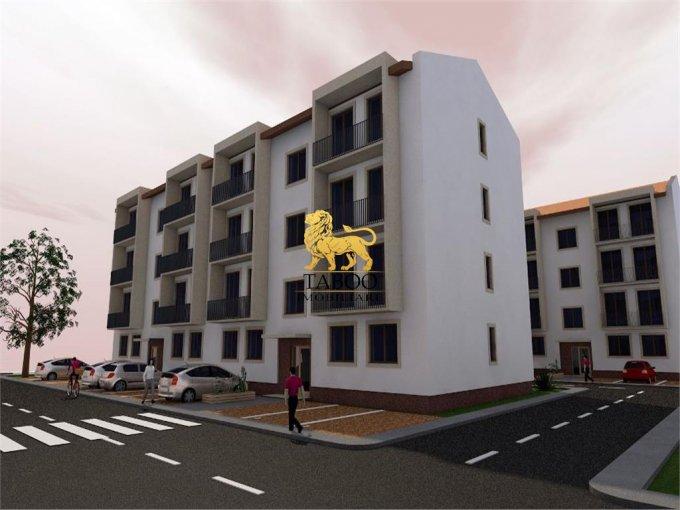 Apartament de vanzare in Sibiu cu 3 camere, cu 2 grupuri sanitare, suprafata utila 70 mp. Pret: 44.900 euro.