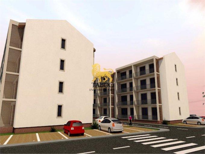Apartament de vanzare direct de la agentie imobiliara, in Sibiu, in zona Calea Cisnadiei, cu 44.900 euro. 2 grupuri sanitare, suprafata utila 70 mp.