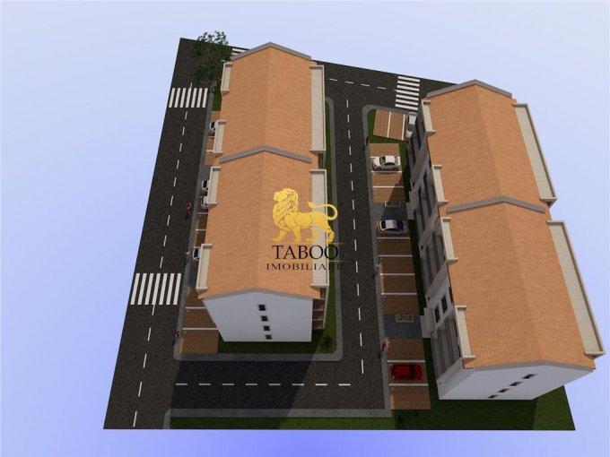 Apartament vanzare Calea Cisnadiei cu 3 camere, etajul 1 / 3, 2 grupuri sanitare, cu suprafata de 70 mp. Sibiu, zona Calea Cisnadiei.