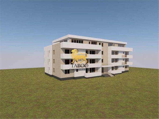 Apartament de vanzare direct de la agentie imobiliara, in Sibiu, in zona Calea Cisnadiei, cu 58.000 euro. 2 grupuri sanitare, suprafata utila 82 mp.