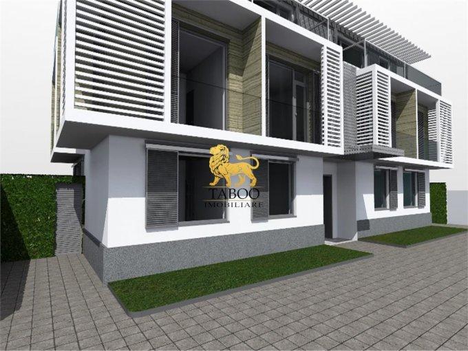Apartament de vanzare in Sibiu cu 3 camere, cu 1 grup sanitar, suprafata utila 65 mp. Pret: 49.500 euro.