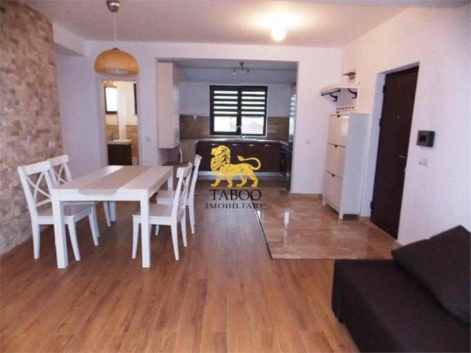 Apartament de inchiriat direct de la agentie imobiliara, in Sibiu, in zona Selimbar, cu 600 euro. 2 grupuri sanitare, suprafata utila 85 mp.