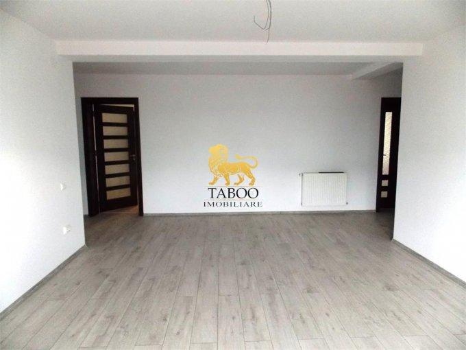 vanzare Apartament Sibiu cu 3 camere, cu 1 grup sanitar, suprafata utila 63 mp. Pret: 45.000 euro.