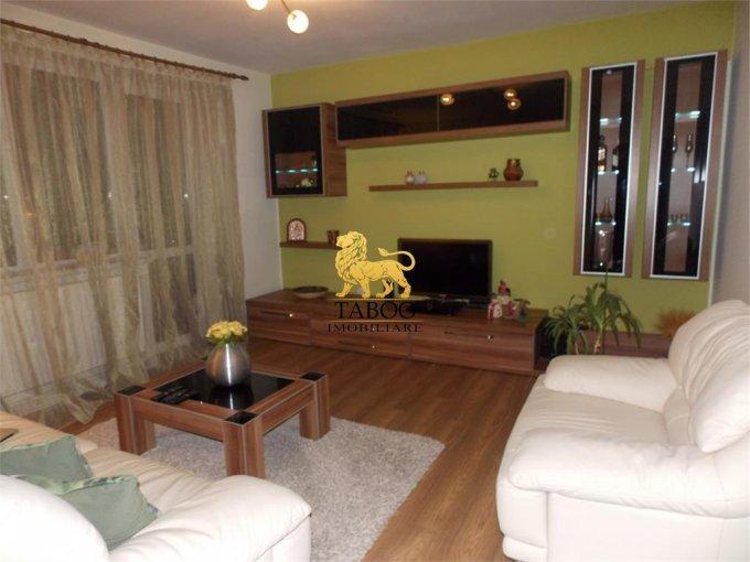 Apartament de vanzare in Sibiu cu 3 camere, cu 1 grup sanitar, suprafata utila 67 mp. Pret: 68.000 euro.