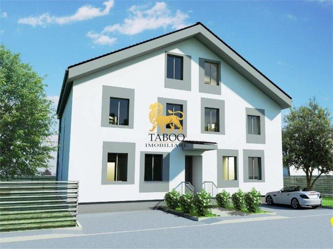 Apartament vanzare Calea Cisnadiei cu 3 camere, la Parter / 2, 2 grupuri sanitare, cu suprafata de 70 mp. Sibiu, zona Calea Cisnadiei.