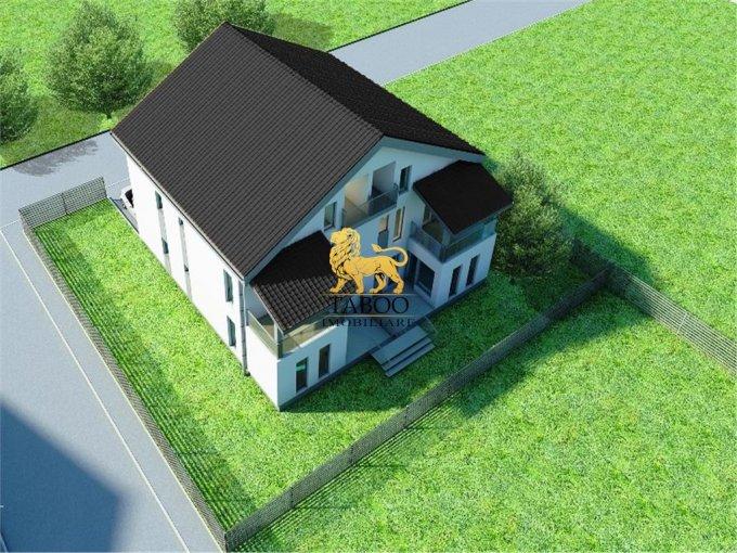 Apartament vanzare Calea Cisnadiei cu 3 camere, la Parter / 1, 2 grupuri sanitare, cu suprafata de 70 mp. Sibiu, zona Calea Cisnadiei.