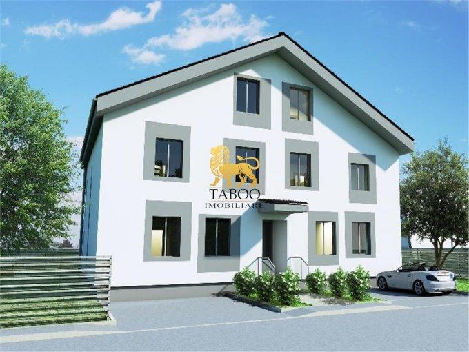 Apartament de vanzare direct de la agentie imobiliara, in Sibiu, in zona Calea Cisnadiei, cu 43.500 euro. 2 grupuri sanitare, suprafata utila 70 mp.