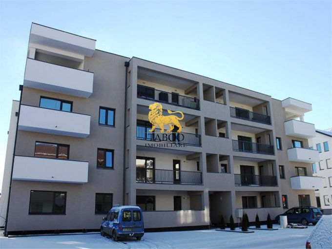 Apartament de vanzare direct de la agentie imobiliara, in Sibiu, in zona Calea Cisnadiei, cu 58.000 euro. 2 grupuri sanitare, suprafata utila 81 mp.