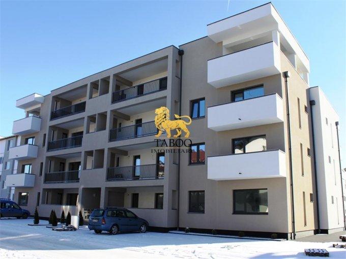 Apartament vanzare Calea Cisnadiei cu 3 camere, etajul 3 / 3, 2 grupuri sanitare, cu suprafata de 76 mp. Sibiu, zona Calea Cisnadiei.