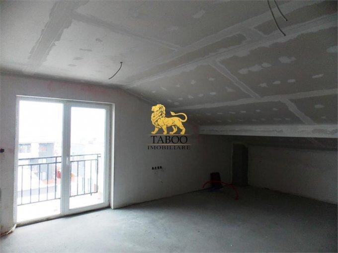 Apartament vanzare Sibiu 3 camere, suprafata utila 60 mp, 1 grup sanitar. 34.000 euro. Etajul 3 / 3. Apartament Calea Cisnadiei Sibiu