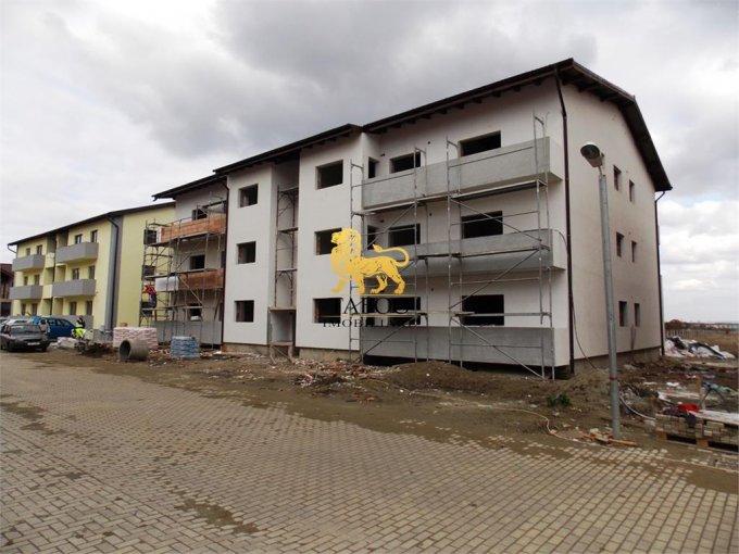 Apartament de vanzare direct de la agentie imobiliara, in Sibiu, in zona Ciresica, cu 36.500 euro. 1 grup sanitar, suprafata utila 59 mp.