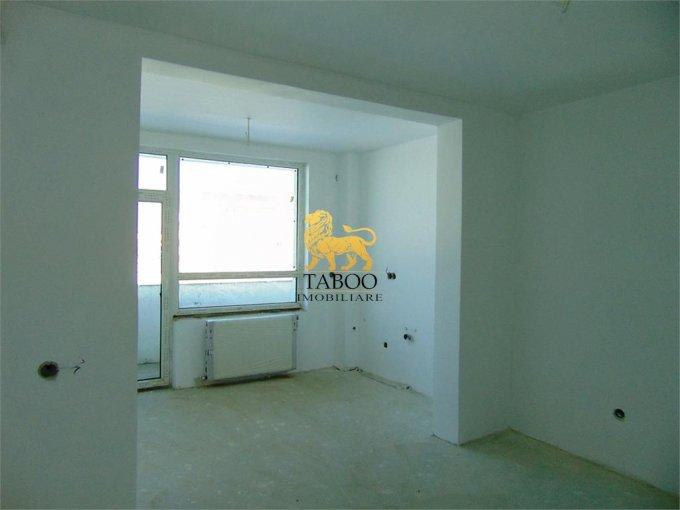 Apartament vanzare Calea Cisnadiei cu 3 camere, etajul 1 / 3, 2 grupuri sanitare, cu suprafata de 55 mp. Sibiu, zona Calea Cisnadiei.