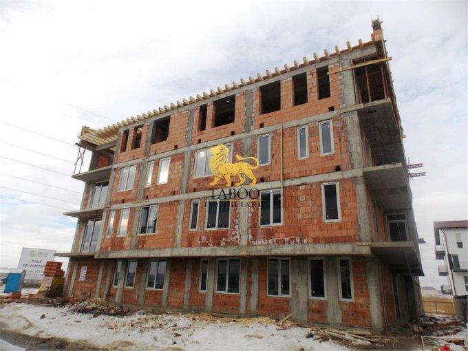 Apartament vanzare Sibiu 3 camere, suprafata utila 54 mp, 1 grup sanitar. 37.500 euro. La Parter / 3. Apartament Calea Cisnadiei Sibiu