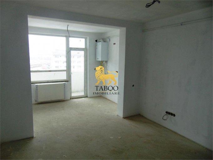 Apartament vanzare Sibiu 3 camere, suprafata utila 55 mp, 2 grupuri sanitare. 39.000 euro. La Parter / 3. Apartament Calea Cisnadiei Sibiu