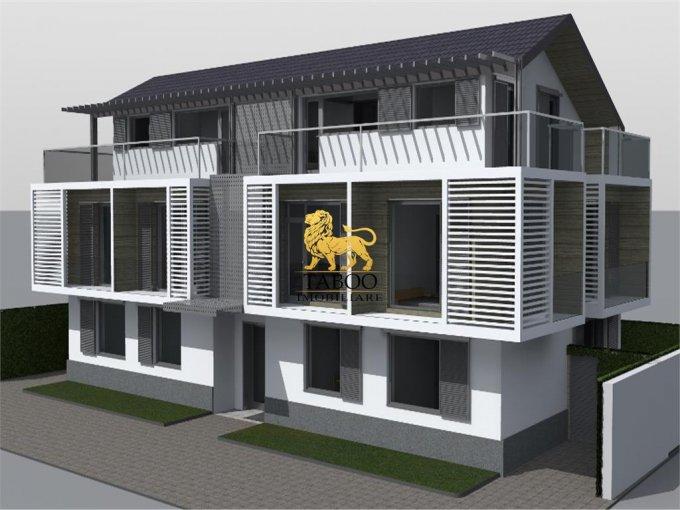 vanzare Apartament Sibiu cu 3 camere, cu 1 grup sanitar, suprafata utila 60 mp. Pret: 45.500 euro.