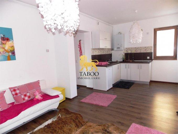 vanzare Apartament Sibiu cu 3 camere, cu 1 grup sanitar, suprafata utila 65 mp. Pret: 38.500 euro.