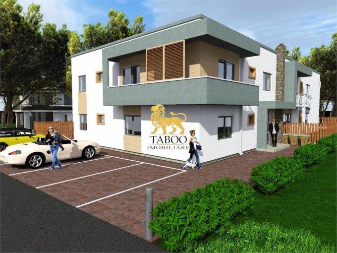 Apartament vanzare Calea Cisnadiei cu 3 camere, la Parter / 1, 2 grupuri sanitare, cu suprafata de 72 mp. Sibiu, zona Calea Cisnadiei.
