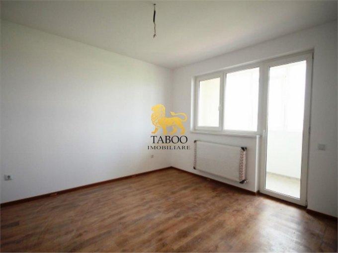 Apartament vanzare Ciresica cu 3 camere, etajul 3 / 3, 1 grup sanitar, cu suprafata de 77 mp. Sibiu, zona Ciresica.
