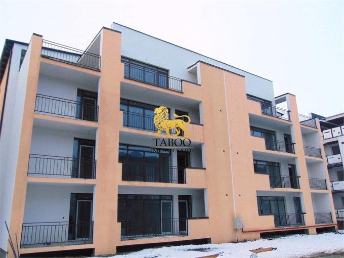 vanzare Apartament Sibiu cu 3 camere, cu 1 grup sanitar, suprafata utila 84 mp. Pret: 51.000 euro.