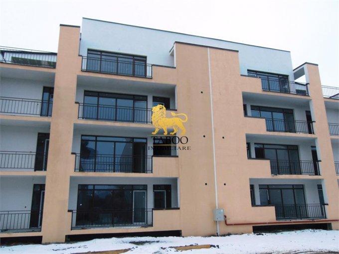 Apartament de vanzare in Sibiu cu 3 camere, cu 1 grup sanitar, suprafata utila 55 mp. Pret: 33.500 euro.