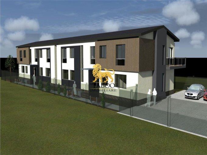 Apartament de vanzare in Sibiu cu 3 camere, cu 1 grup sanitar, suprafata utila 75 mp. Pret: 56.000 euro.