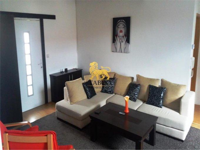 inchiriere Apartament Sibiu cu 3 camere, cu 1 grup sanitar, suprafata utila 120 mp. Pret: 550 euro.