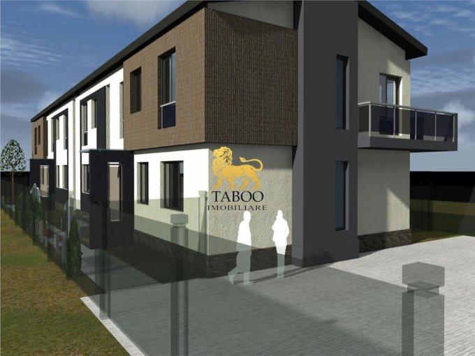 vanzare Apartament Sibiu cu 3 camere, cu 1 grup sanitar, suprafata utila 75 mp. Pret: 56.000 euro.