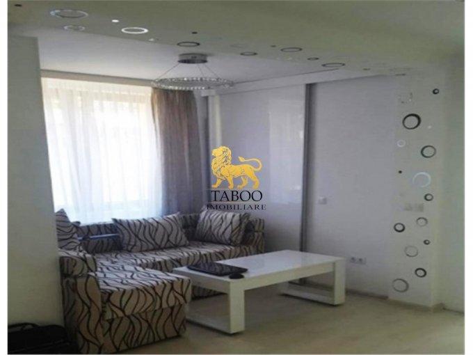 Apartament de vanzare in Sibiu cu 3 camere, cu 1 grup sanitar, suprafata utila 100 mp. Pret: 123.000 euro.