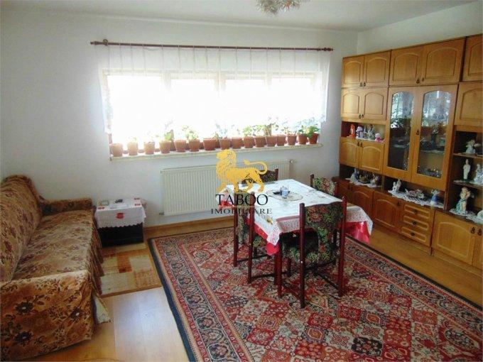 Apartament de vanzare direct de la agentie imobiliara, in Sibiu, in zona Selimbar, cu 61.000 euro. 2 grupuri sanitare, suprafata utila 78 mp.