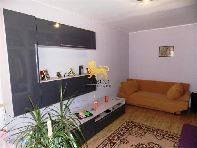 Apartament vanzare Valea Aurie cu 3 camere, etajul 4 / 4, 1 grup sanitar, cu suprafata de 55 mp. Sibiu, zona Valea Aurie.