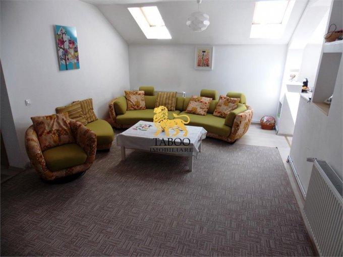 vanzare Apartament Sibiu cu 3 camere, cu 2 grupuri sanitare, suprafata utila 80 mp. Pret: 77.000 euro.