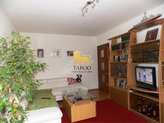 Apartament de vanzare direct de la agentie imobiliara, in Sibiu, in zona Strand, cu 61.500 euro. 1 grup sanitar, suprafata utila 65 mp.